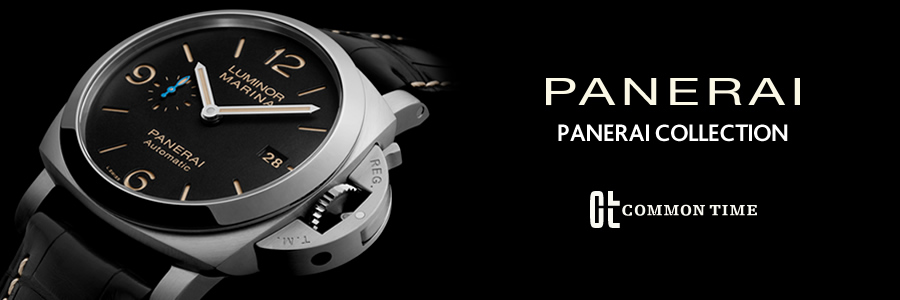 COMMON TIME PANERAI パネライ